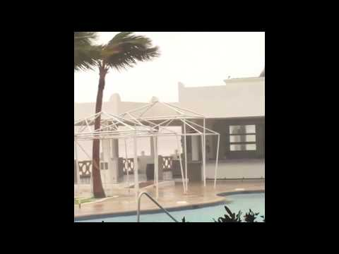Tropical Storm Lidia Slams Mexican Resort City Cabo San Lucas