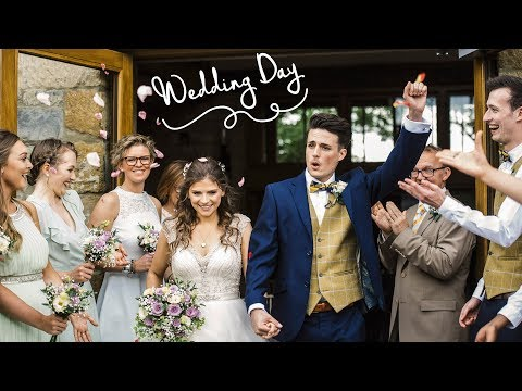 Joseph And Dinty Andrews Wedding | Our Amazing Wedding Day | BluMaan 2017