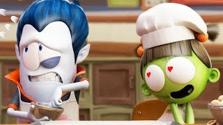 Funny Animated Cartoon | Spookiz | ❤️Take My Breath Away❤️ | 스푸키즈 | Cartoon For Children