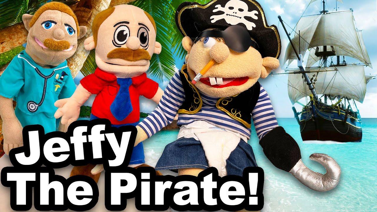 SML Movie: Jeffy The Pirate!