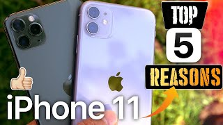 Top 5 Reasons to Upgrade iPhone 11 Pro