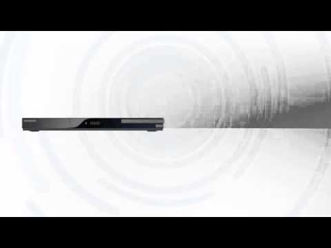 Samsung 1080p Blu-ray Disc Player - BD-C5500   BDC5500 - IN STOCK.flv