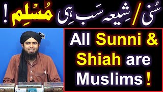 All SUNNI & SHIAH are MUSLIMS ! [ Urdu & English ] A Public Message from Engineer Muhammad Ali Mirza