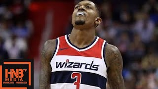 Bradley Beal (27 pts) Full Highlights vs Raptors / Week 5 / Wizards vs Raptors