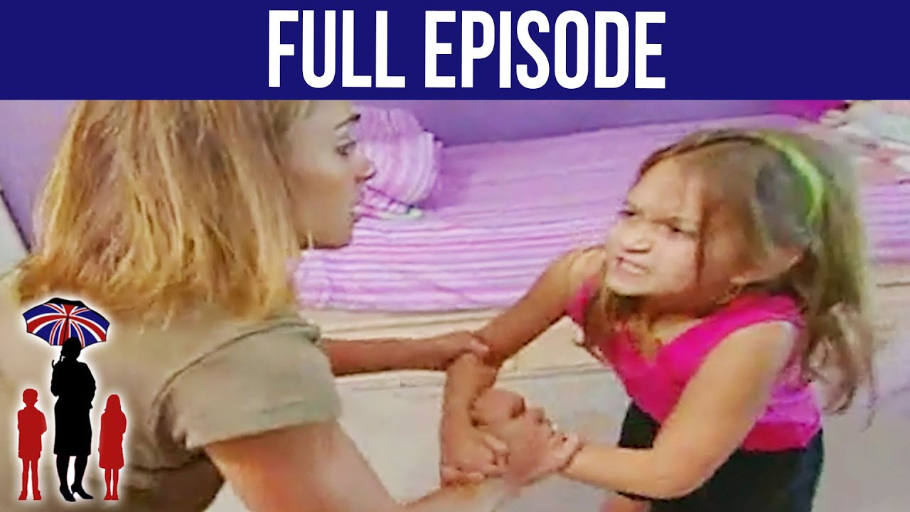 Girl Hits Mom And Leaves Her Physically Shaking After Fight | Supernanny Full Episodes