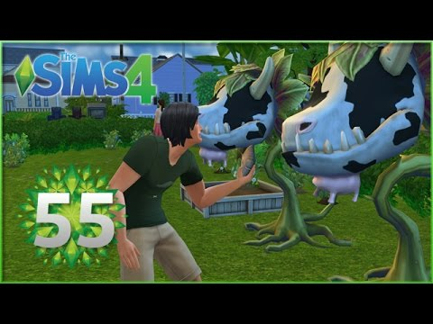 Sims 4: Playing With Cowplants - Episode #55