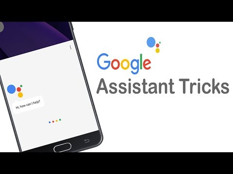 10 Cool Google Assistant Tricks You Should Know-(2017)