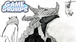 Game Grumps Animated - Unavoidable Chin Move - by Ghost Satellite
