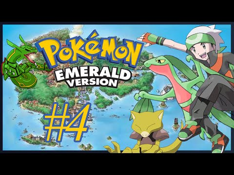 Capturei um Abra - Pokemon Emerald #4