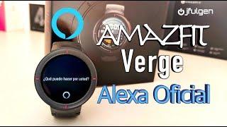 AmazFit Verge - Alexa Oficial por fin!!