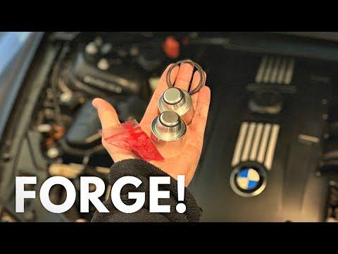 Forge Motorsport BMW N54 Diverter Valve Service Kit DIY!