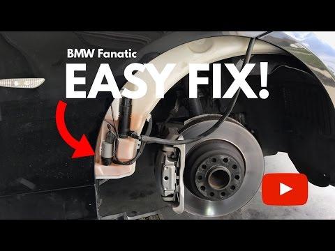BMW E90 Washer Fluid Tank $5 Fix!!