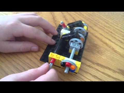 Lego Color-Combination Safe V2