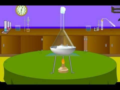 Sublimation - Class 9 Science (Meritnation.com)