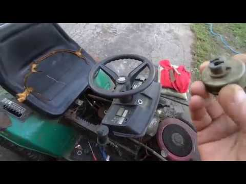 Riding Mower won't turn over. Diagnosing electrical issues