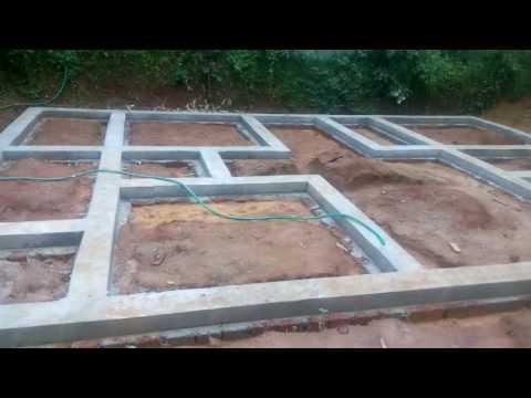 Foundation Work House Construction 8