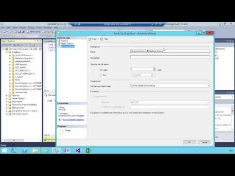 SQL SERVER 2014 - Transaction Log Backup