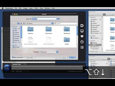 Default Folder X : Overview