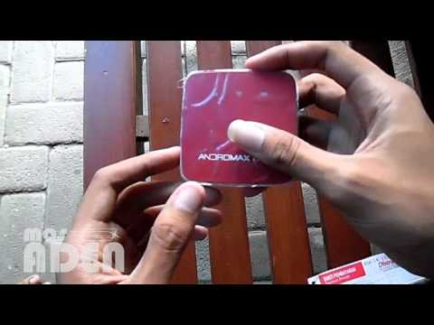 Unboxing and first test Smartfren 4G Andromax Mini Router M2S