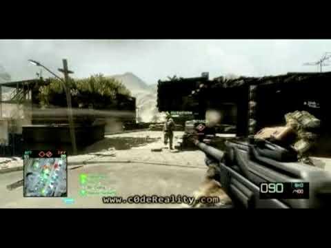 Battlefield: Bad Company 2 Beta Gameplay