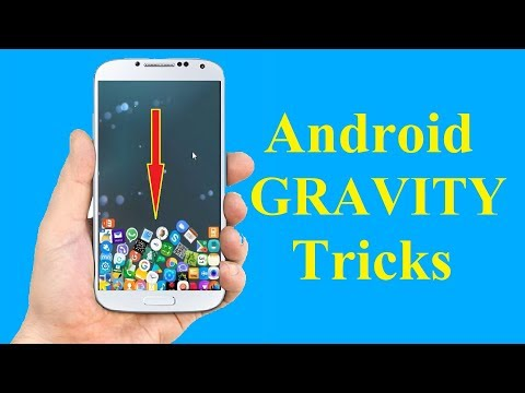 Android Gravity Tricks