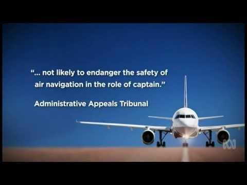 Queensland pilot wins right to captain airliner despite poor colour vision