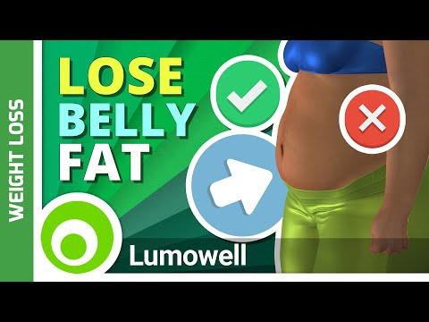 5 Simple Exercises to Lose Belly Fat in a Month