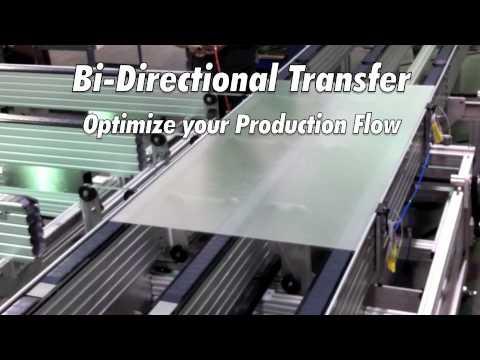 PV Module Equipment - Solar Conveyor Product Line