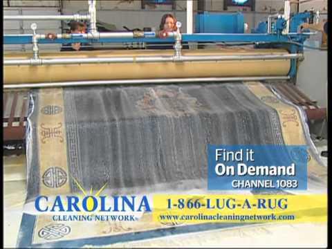 Lug A Rug @ Carolina Cleaning Network