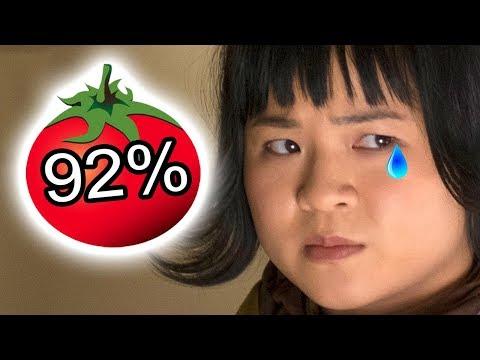 Infinity War - Rotten Tomatoes Destroys Disney's The Last Jedi