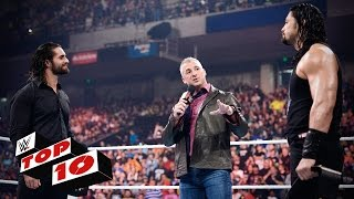 Top 10 Raw moments: WWE Top 10, May 23, 2016