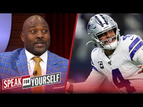 Dak Prescott is wise to hold out for a massive contract — Marcellus Wiley   NFL   SPEAK FOR YOURSELF