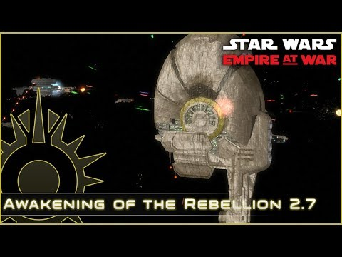 Coporate Sector Subjugation - Ep 5 - Awakening of the Rebellion 2.7 - Star Wars Empire at War Mod