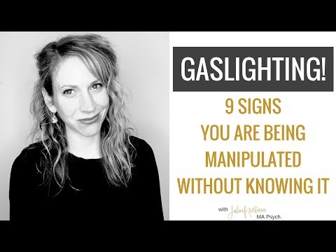 What is Gaslighting? 9 Signs This Type of Manipulation is Happening to You!