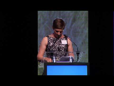 2014 RIRDC Rural Women's Award Winner, Pip Job acceptance speech