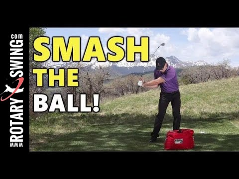 Decelerate to Accelerate the Golf Club | Increase Your Club Head Speed