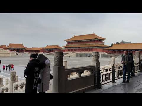 Beijing layover tour to the Great Wall and Forbidden City