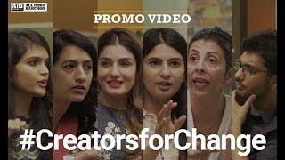 Creators for Change | AIB Podcast : Promo
