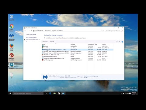 How To Remove All Computer Viruses / Malware for FREE - Windows 10