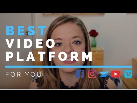 Which Video Hosting Platform Should You Use?