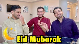 EID podcast ft. Zaid Ali & Sham Idrees **Controversial**