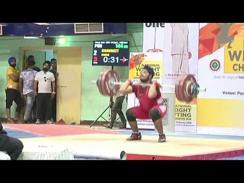 National Weightlifting Championship in vizag