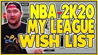 NBA 2K20 Ultimate Create A Player, Roster Creator, Draft Class