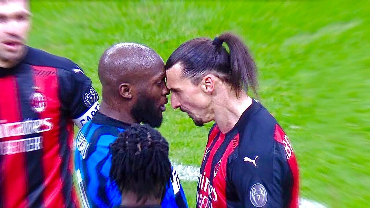 When Zlatan Ibrahimovic Loses Control