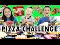 Pizza Challenge W Tabasco Hot Sauce Jelly Beans Funnel Visio