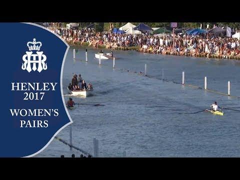 Kalmoe & Eisser v Lanz & Rustenburg - Women's Pairs | Henley 2017 Semi-Finals