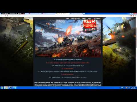 War Thunder - [SPECIAL] 2 Year Anniversary