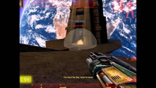 Unreal Tournament 1999: Facing Worlds Gameplay
