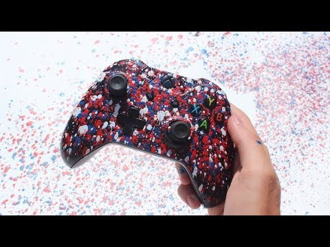 HOW TO MAKE CUSTOM XBOX ONE CONTROLLERS FOR FREE