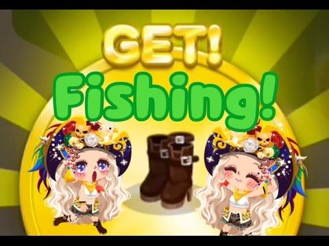 LINE PLAY - Fishing 1